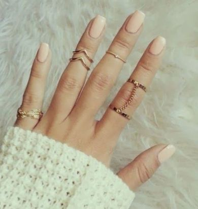 nude ongles